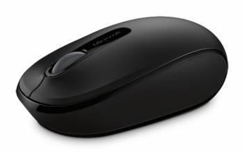 Мышь Microsoft Mobile Mouse 1850 черный (U7Z-00004)