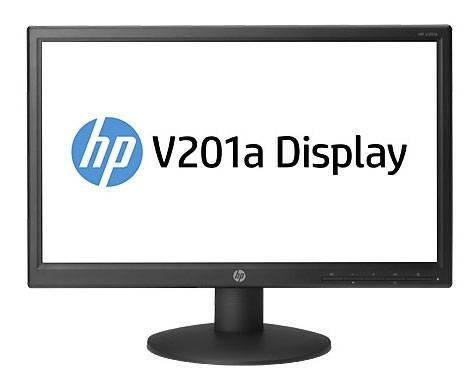 """Монитор 19.45"""" HP V201a черный - фото 1"""