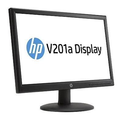 """Монитор 19.45"""" HP V201a черный - фото 2"""