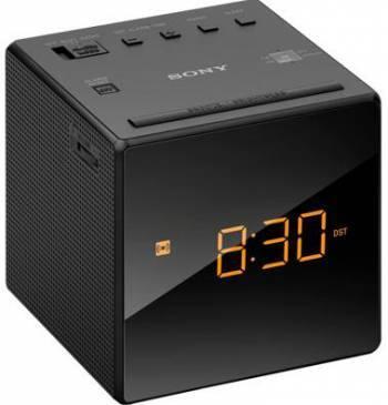 Радиобудильник Sony ICF-C1 черный
