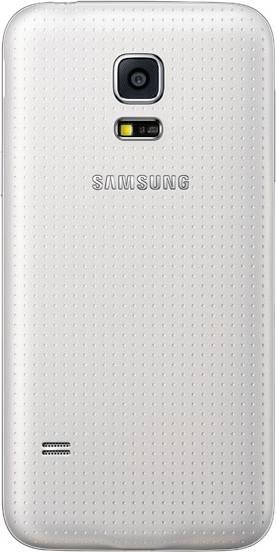 Смартфон Samsung Galaxy S5 mini SM-G800F 16ГБ белый - фото 2