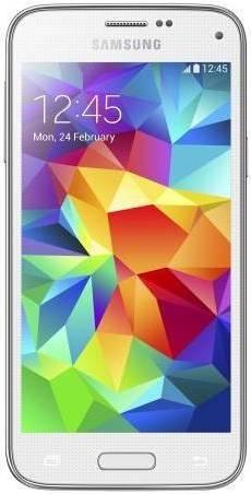 Смартфон Samsung Galaxy S5 mini SM-G800H/DS 16ГБ белый - фото 1