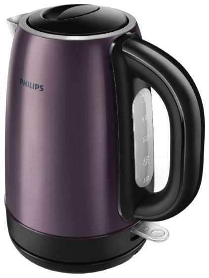 Чайник электрический Philips HD9323/40 сиреневый - фото 1