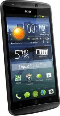 �������� Acer Liquid E700