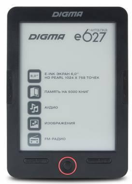 ����������� ����� 6 Digma E627 ������