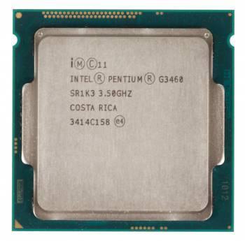 Процессор Socket-1150 Intel Pentium Dual-Core G3460 Box