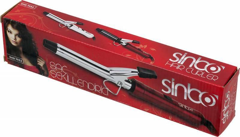 Щипцы Sinbo SHD 7032 красный - фото 6