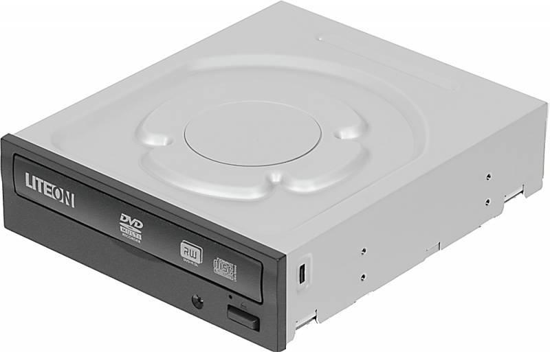 Оптический привод Lite-On iHAS324 черный - фото 2