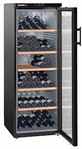 Винный шкаф Liebherr WKb 4212 черный