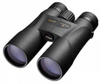 Бинокль Nikon Prostaff 5 серебристый 10x (BAA822SA)