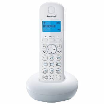 Телефон Panasonic KX-TGB210RUW белый