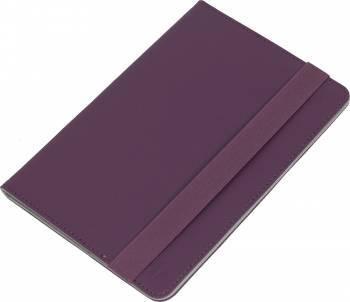 Чехол Miracase Butterfly ultra-thin MA-8707, для планшета 7-8, пурпурный