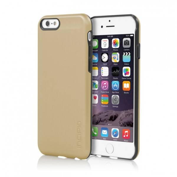 Чехол Incipio Feather Shine, для Apple iPhone 6, золотистый (IPH-1178-GLD) - фото 1