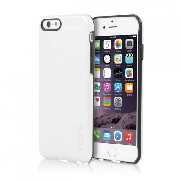 Чехол Incipio Feather Shine, для Apple iPhone 6, белый (IPH-1178-WHT) - фото 1