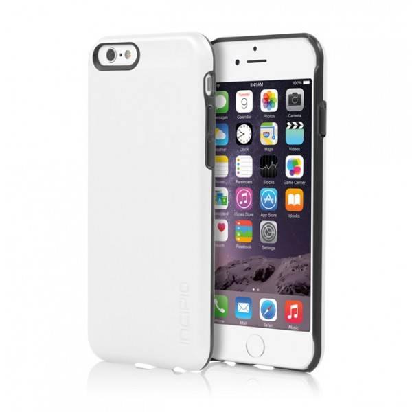 Чехол Incipio Feather Shine, для Apple iPhone 6, белый (IPH-1178-WHT) - фото 1