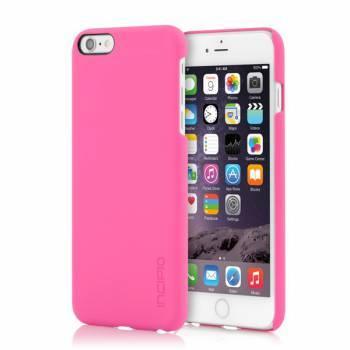 Чехол Incipio Feather, для Apple iPhone 6 Plus, розовый (IPH-1193-PNK)