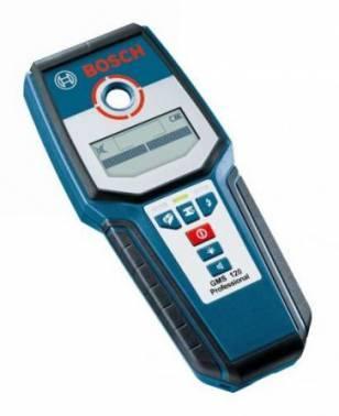 Детектор металла Bosch GMS 120 Professional (0601081000)