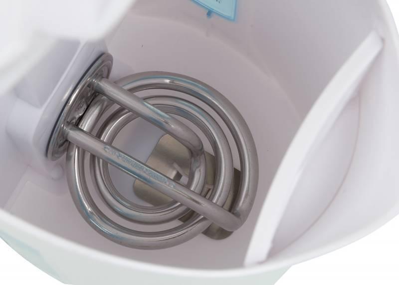 Чайник электрический Sinbo SK 7315 белый - фото 7