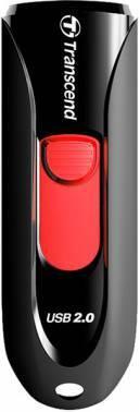Флеш диск 32Gb Transcend Jetflash 590 USB2.0 черный