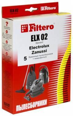 Пылесборники Filtero ELX 02 Standard