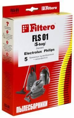 Пылесборники Filtero FLS 01 (S-bag) Standard
