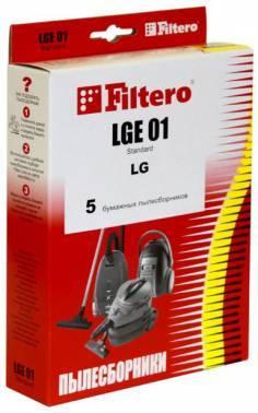 Пылесборники Filtero LGE 01 Standard