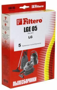 Пылесборники Filtero LGE 05 Standard