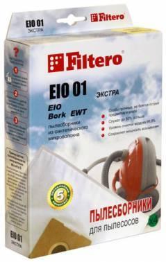 Пылесборники Filtero EIO 01 Экстра