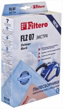 Пылесборники Filtero FLZ 07 Экстра