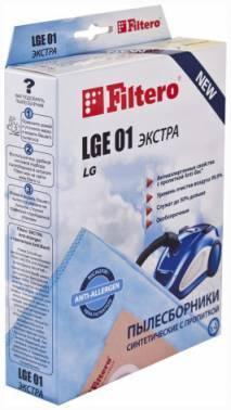 Пылесборники Filtero LGE 01 Экстра
