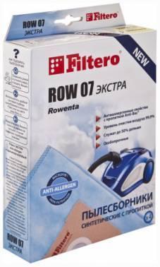 Пылесборники Filtero ROW 07 Экстра