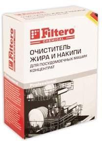 Очиститель для посудомоечных машин Filtero АРТ.706