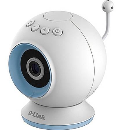 Видеокамера IP D-Link DCS-825L белый - фото 1