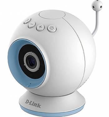 Видеокамера IP D-Link DCS-825L белый
