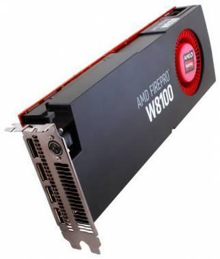���������� FirePro 8192Mb Sapphire Fire Pro Fire Pro PCI-E AMD W8100
