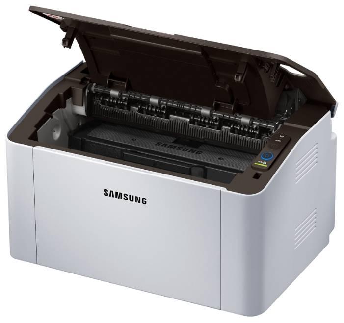 Принтер Samsung SL-M2020W - фото 3