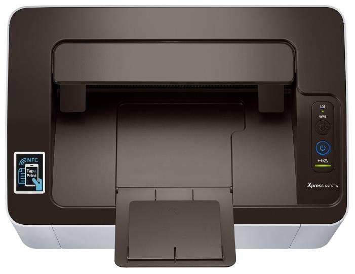 Принтер Samsung SL-M2020W - фото 4