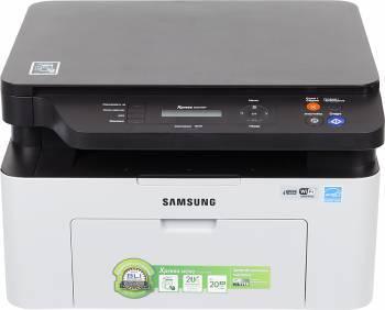 МФУ Samsung SL-M2070W белый / серый