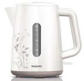 Чайник электрический Philips HD9310 / 14 белый / бежевый