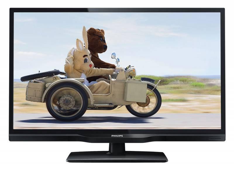"""Телевизор LED 23"""" Philips 23PHH4109/60 черный - фото 1"""