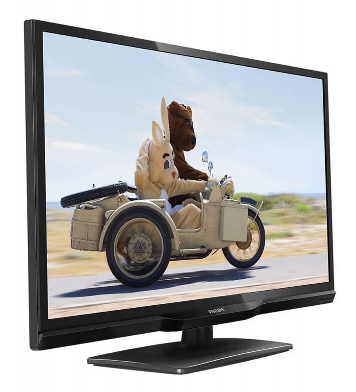 """Телевизор LED 23"""" Philips 23PHH4109/60 черный - фото 2"""