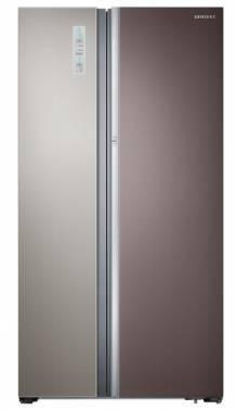 Холодильник Samsung RH60H90203L серебристый