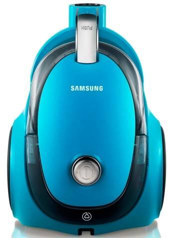 Пылесос Samsung VCMA18AV бирюзовый - фото 1