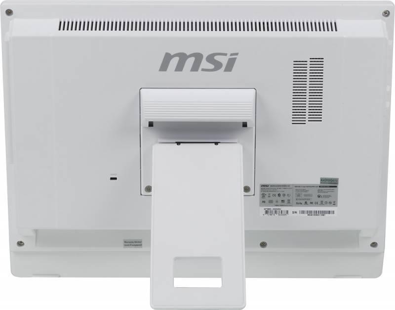 """Моноблок 15.6"""" MSI AP1622-094X белый - фото 3"""