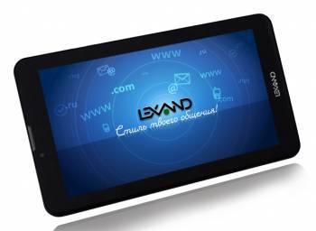 GPS-навигатор Lexand SC 7 Pro HD 7 черный
