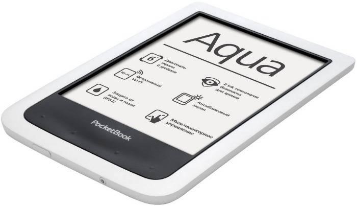 Электронная книга Pocketbook 640  E-ink Pearl 4096Мб белый - фото 1