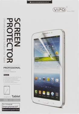 Защитная плёнка Vipo для смартфонов 6.9 прозрачный (106x183mm)