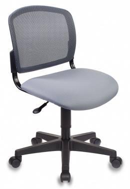 Кресло Бюрократ CH-296 / DG / 15-48 серый
