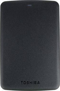 Внешний жесткий диск 500Gb Toshiba Canvio Basics HDTB305EK3AA черный USB 3.0
