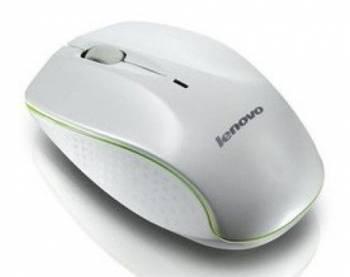 Мышь Lenovo N30 белый
